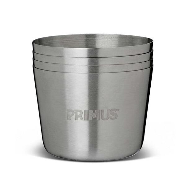 PRIMUS プリムス ショットグラス SS(4個セット)