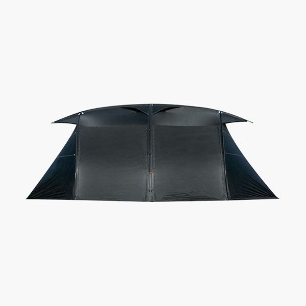 MINIMAL WORKS ミニマルワークス V House M Tent Black
