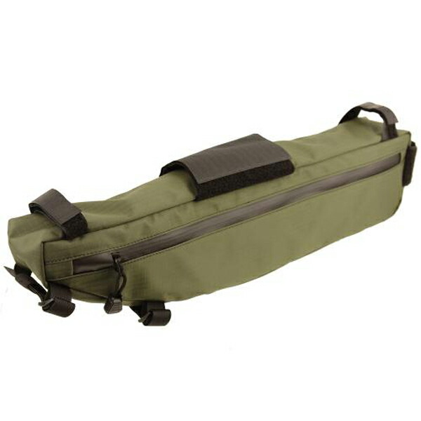 FAIRWEATHER フェアウェザー frame bag olive