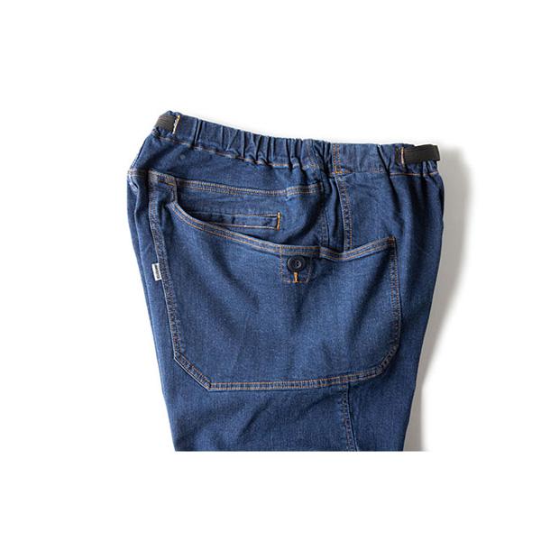 Grip Swany グリップスワニー Jog 3D Wide Camp Pants インディゴ GSP-59