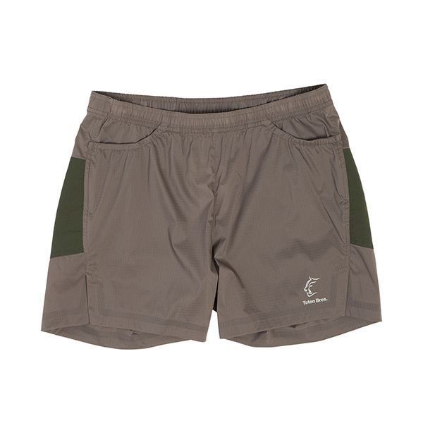 Teton Bros. ティートンブロス ELV1000 5in Hybrid Short Brown