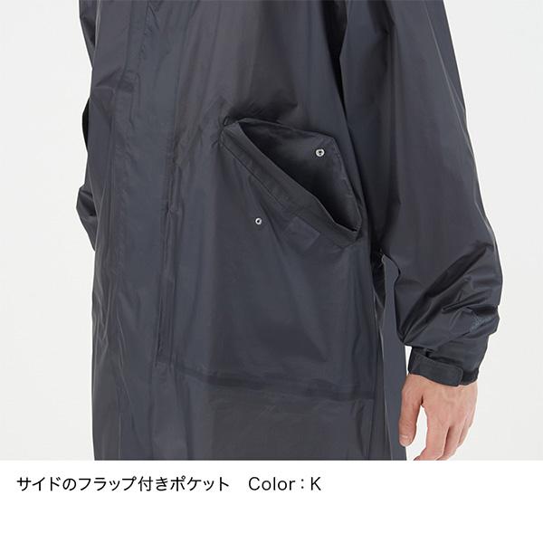 THE NORTH FACE ノースフェイス Lightning Coat テイングレー (TI)