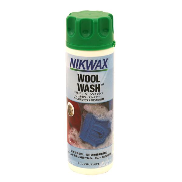 Nikwax ニクワックス ウールウォッシュ