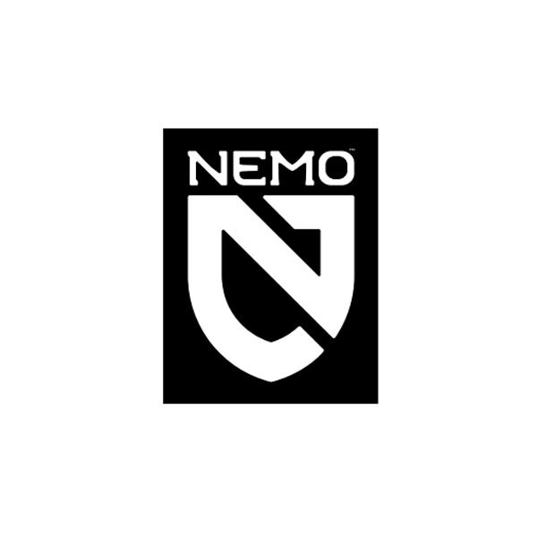 NEMO ニーモ NEMO シールドステッカーセット  WT