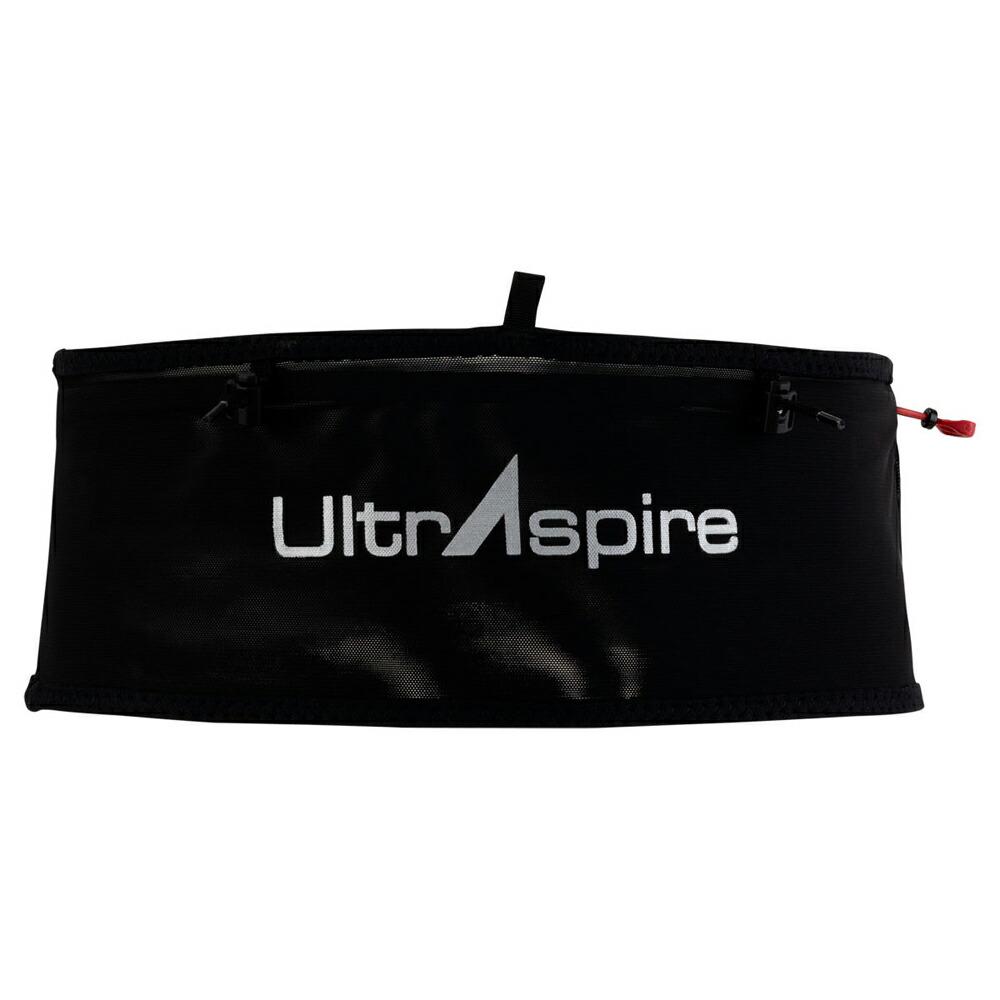 UltrAspire ウルトラスパイア フィッテッド レースベルト 2.0 Black