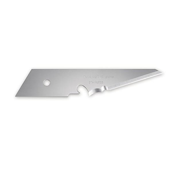 OLFA WORKS オルファワークス ブッシュクラフトナイフ替刃 BK1