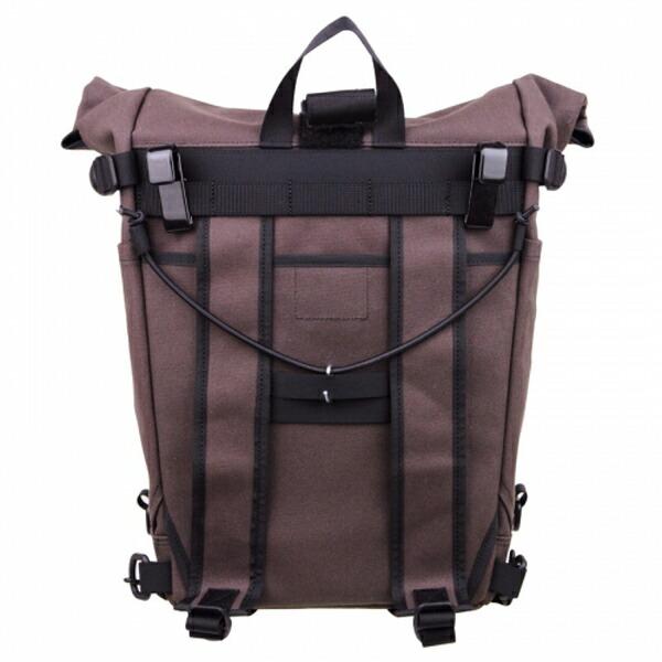 FAIRWEATHER フェアウェザー pannier bag brown