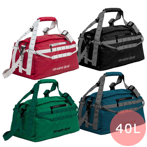 GRANITE GEAR グラナイトギア PACKABLE DUFFEL 20(40L)
