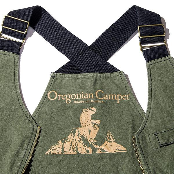 Oregonian Camper オレゴニアンキャンパー キャンプベスト Black