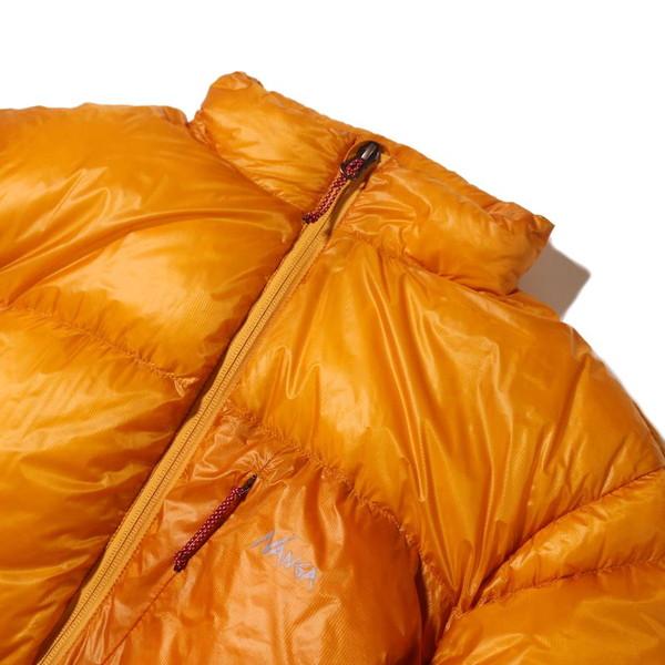 NANGA ナンガ Mountain Lodge Down Jacket YEL