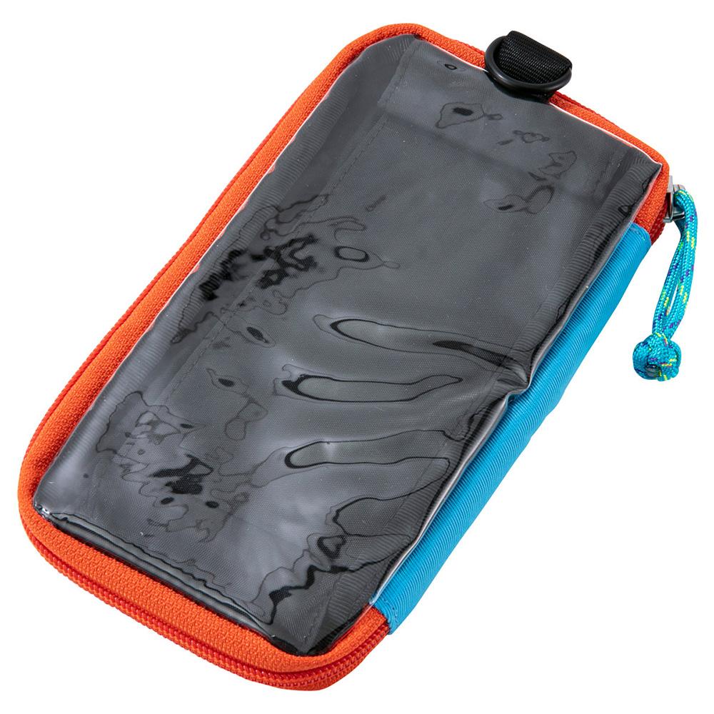 Crazy Creek クレイジークリーク モバイル&ワレット ターコイズ/パープル