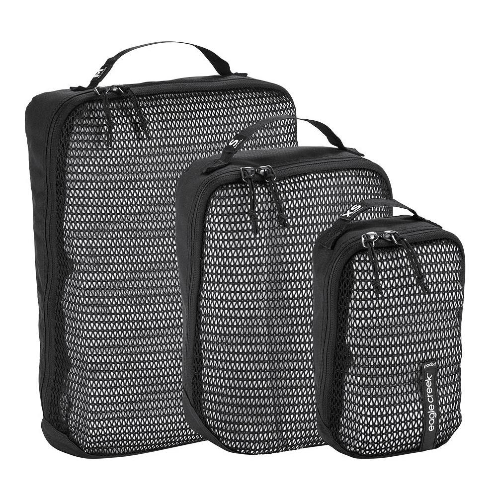 EagleCreek イーグルクリーク pack-it ReveaL Cube Set Black
