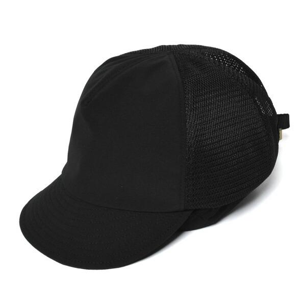 halo commodity ハローコモディティ Runhi Cap Black