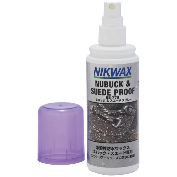 Nikwax ニクワックス ヌバック&スエードスプレー