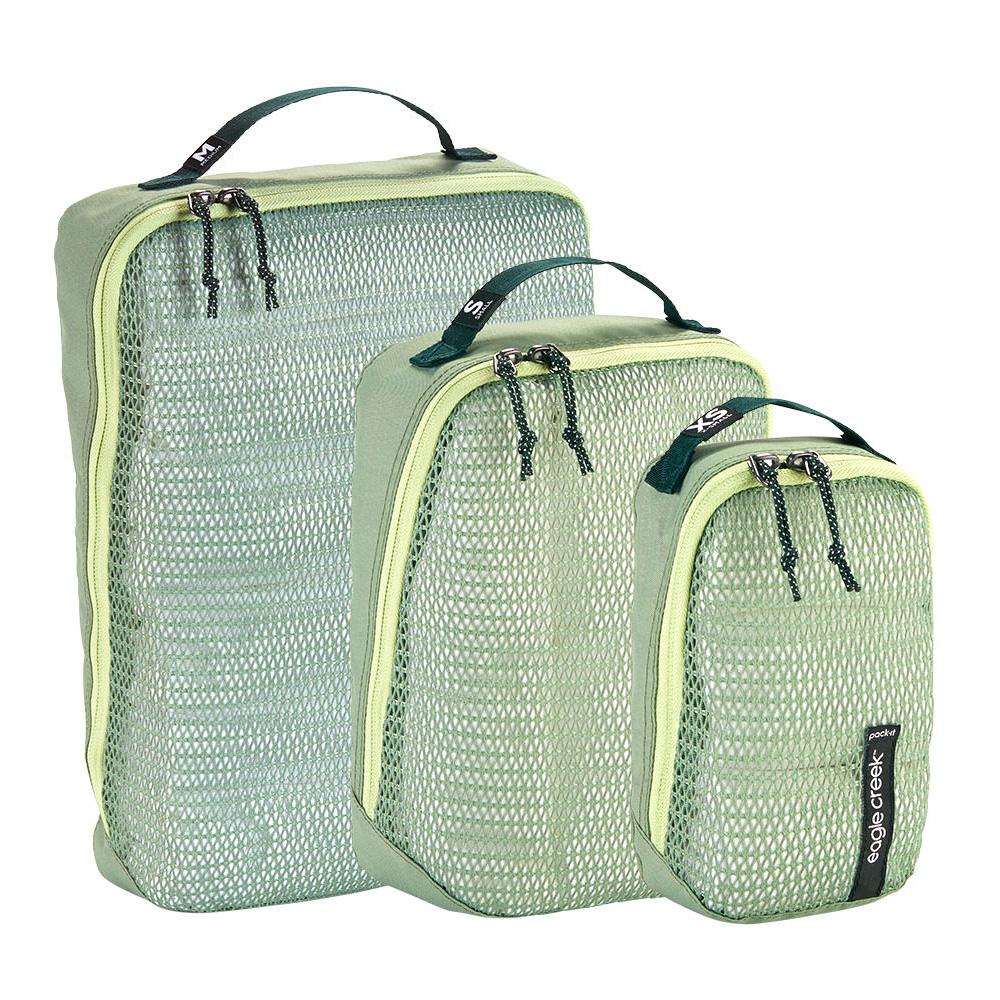 EagleCreek イーグルクリーク pack-it ReveaL Cube Set Mossy Green