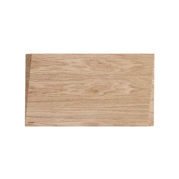 MOEBE ムーベ カッティングボード 大 | オーク材 ナチュラル まな板 北欧 ブランド 木製 無垢