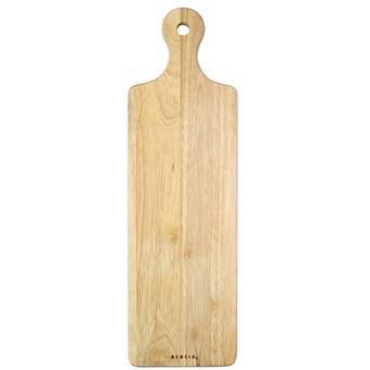 アカシア カッティングボード L 約49×15cm 天然木 ACACIA AA-005NT 木製 ウッド プレート おしゃれ まな板 パーティー 皿 パン キャンプ