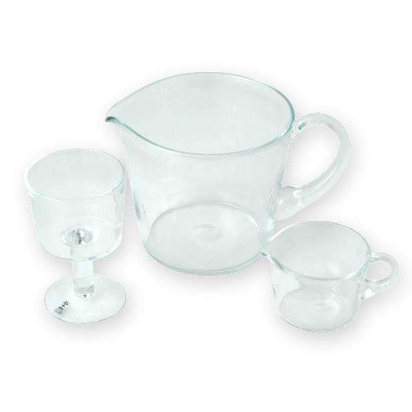 ワイングラス ガラス 北欧 脚付グラス おしゃれ 300ml スクルーフ SKRUF vinglas パフェグラス スウェーデン かわいい パーティー シンプル 食器
