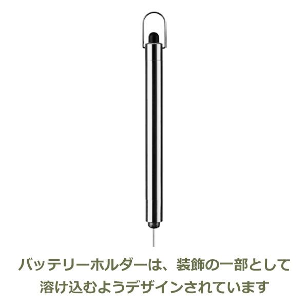 松ぼっくり ライト H12cm LED オーナメント 北欧 デコレーション 白 ガラス おしゃれ インテリア SIRIUS Celina Cone Snowy 56565