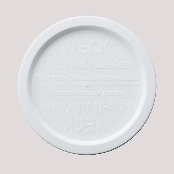 プラスチックカバー L WE 005 WECK ウェック キャニスター 用 蓋 メール便 対応 ふた 保存容器 関連パーツ キッチン用品 雑貨