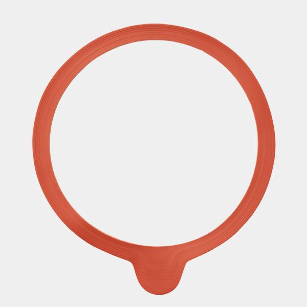 WECK ウェック キャニスター 用 ゴムパッキン L メール便 対応 WE-001 ゴム パッキン 保存容器 関連パーツ キッチン用品 キッチン 雑貨