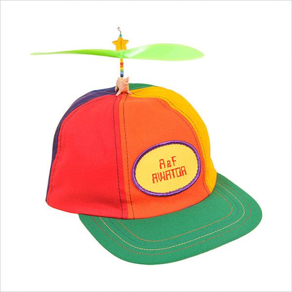 帽子 キッズ メンズ インターステラー キャップ プロペラ エイアンドエフ A&F レジャー 子ども 大人 かぶりもの おしゃれ 面白 変わり者 パーティー