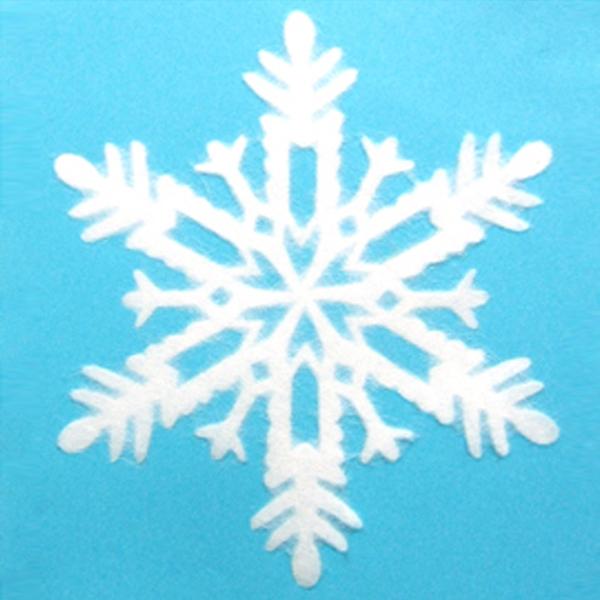 インテリア雑貨 おしゃれ スノー フレーク SNOW FLAKE Lサイズ 209 Matuyama メール便 対応 家田紙工 v20-009 デコレーション 雪 結晶 和紙 窓 インテリア
