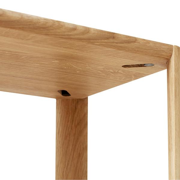 Form&Refine フォーム リファイン リーフ シェルフ オーク | 棚 ナチュラル シンプル 北欧 無垢 ブランド 木製 高級