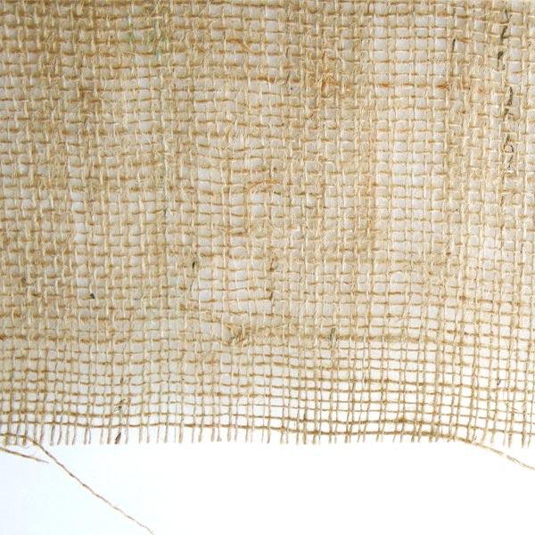麻布 ロール 麻 生地 布 ジュート グリーンテープ 根巻き 幹巻き 38cm×20m ガーデニング 資材 園芸 造園 養生 クラフト DIY ナチュラル シートディスプレイ