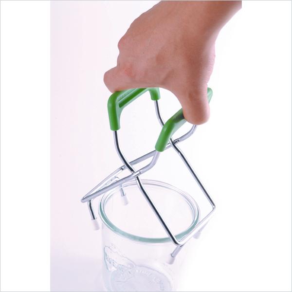 煮沸 消毒 用 グラスリフター WE-017 weck WECK ウェック キッチン用品 雑貨 おしゃれ 保存 容器 保存瓶 キッチン収納 専用