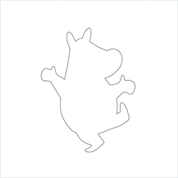 ムーミン グッズ クッキー 型 キャラクター おしゃれ MOOMIN ムーミン谷の仲間たち メール便 対応 Martinex マルティネックス ムーミン ミニ キャラクター