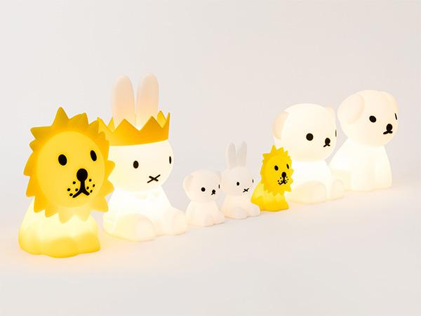 ファーストライト クラウン セット Miffy First Light MM-007 Crown MM-008 ミッフィー ランプ