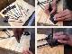 ちゃぶ台の脚 4本 セット 24cm 松野屋 ねじ付属 DIY テーブル 脚 パーツ 折りたたみ アイアン 鉄 足 座卓 机 折畳み 自作 和風 レトロ