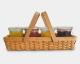 ステンレス クリップ  WE-004 WECK ウェック キャニスター 用 おしゃれ メール便対応  保存 容器 キッチン収納 雑貨