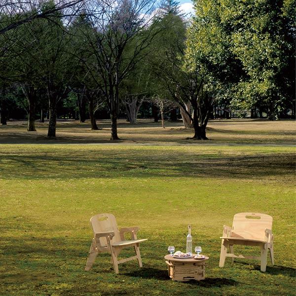 木製 折りたたみ チェア YOKA ヨカ 折りたたみ 椅子 アウトドア キャンプ おしゃれ インテリア ウッド イス 木製 収納 ローチェア 座面高 32cm コンパクト