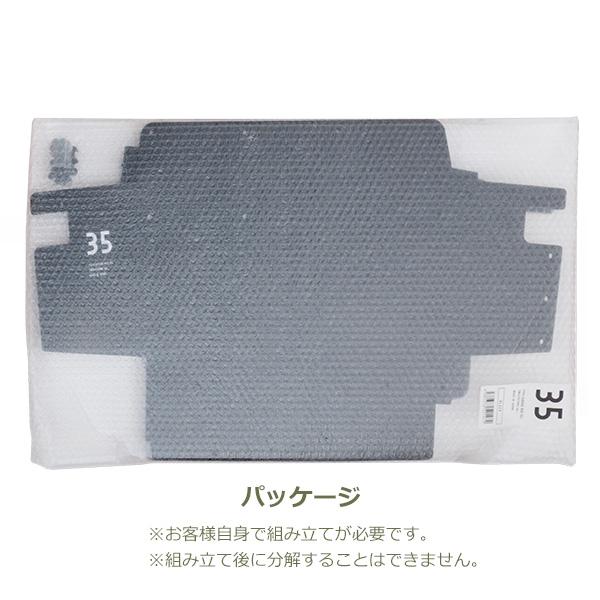 ガレージ ボックス YOKA ヨカ 収納 屋外 キャンプ アウトドア インテリア おしゃれ コンテナ ケース ホワイト ブラック グリーン シンプル