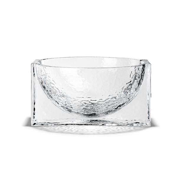 ホルムガード ボウル 北欧 クリア φ21cm FORMA フォーマ ブランド ガラス おしゃれ インテリア キッチン リビング シンプル ギフト HOLMEGAARD 花瓶 受け皿