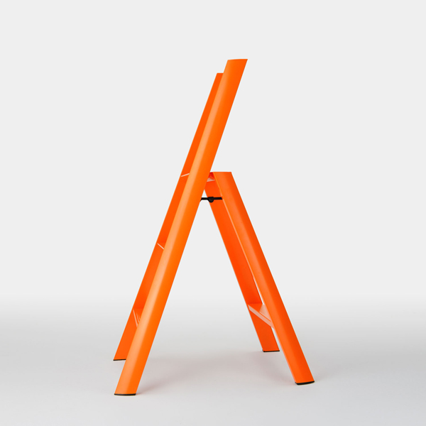 Metaphys メタフィス lucano ルカーノ 3ステップ ML2.0-3 踏み台 折りたたみ 脚立 3段 アルミ 軽量 おしゃれ