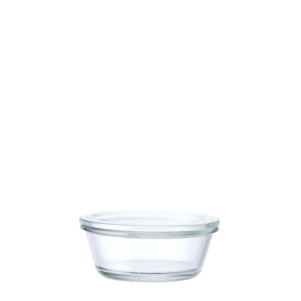 グルメ 250ml WE-750 フタXLサイズ Gourmet WECK ウェック キャニスター 保存 容器 耐熱 ガラス 密閉 保存瓶