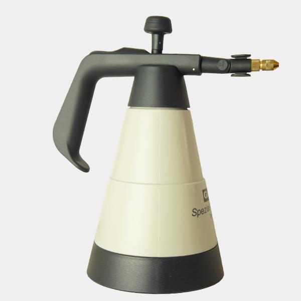スプレー ボトル 容器 ポンプ おしゃれ 霧吹き 霧スプレー グロリア 水やり 水遣り 黒 グレー 蓄圧式 噴霧器 Type89 1L Gloria ジョウロ じょうろ ガーデニング