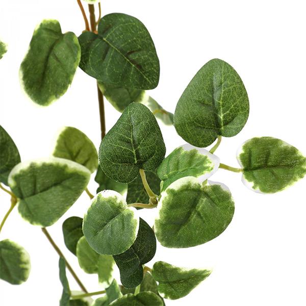 造花 ハンギング フェイクグリーン インテリア プミラ シュガーバイン 消臭 人口 観葉植物 吊り下げ グリーン 2個 セット シンプル 植物 PRGR-1324 GREENPARK