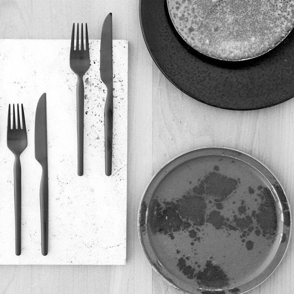 テーブル ナイフ フォーク カトラリー おしゃれ 4本 セット ケース キャンプ DOROTEA NIGHT ドロテア ナイト