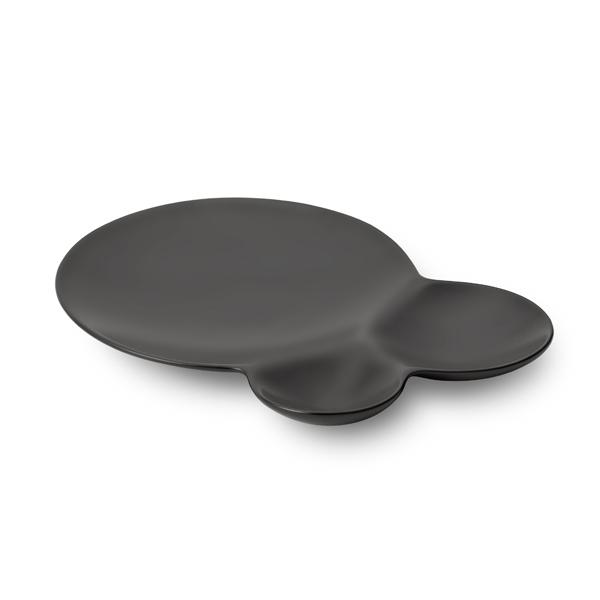 サヴォネ 仕切り皿 マット ホワイト マット ブラック 全2色 savone METAPHYS メタフィス 64022 おしゃれ お皿 食器 ギフト プレゼント