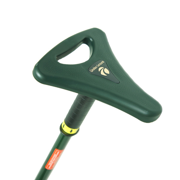 杖 になる 椅子 一脚 リンデンレジャー 高さ調節可能 軽量 550g 座れる つえ 伸縮 ステッキ チェア 折りたたみ Linden Leisure W010