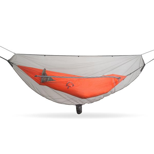 ハンモック用 蚊帳 ドラゴンフライ インセクト ネット KAMMOK カモック KM3245GG アウトドア 1人用 シングル 屋外 吊り下げ キャンプ 虫除け