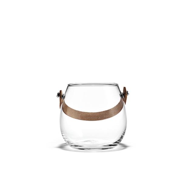 ホルムガード ボウル クリア HOLMEGAARD ポット クリア H10cm フラワーベース 花瓶 小物入 ガラス おしゃれ インテリア 北欧 雑貨 おしゃれ