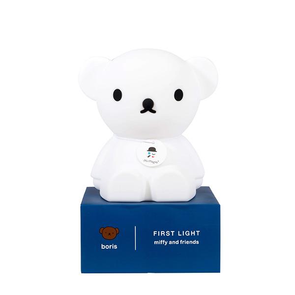 ミッフィー ライト ライオン 新登場 ボリス スナッフィー ファースト Miffy Lamp LED ランプ USB 充電 コードレス グッズ おしゃれ プレゼント 出産祝い MM-007