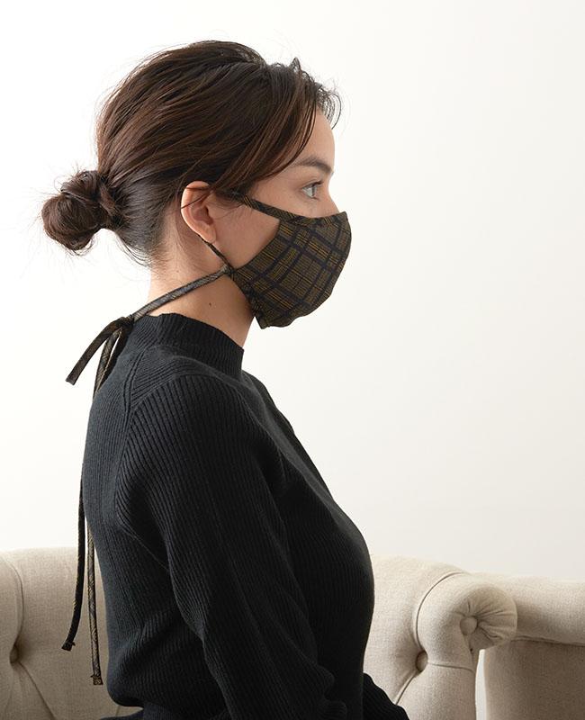 ネックストラップマスク チェック