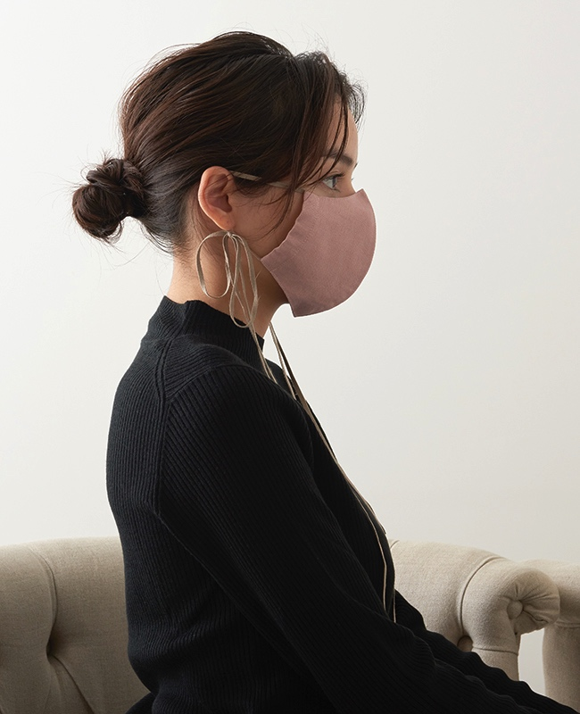 メイクアップマスク リネン