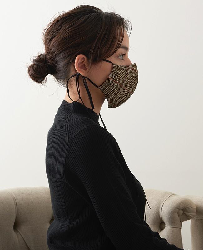 メイクアップマスク チェック